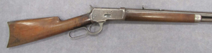 Winchester Model 92 lever-auction rifle. William Jenack Estate Appraisers and Auctioneers image.