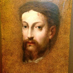 Giorgio Moroni (attributed to), untitled portrait, oil on wood panel, 10 x 12 inches, circa 1540. Estimate: $10,000-20,000. Carlyle Auctions Inc. image.