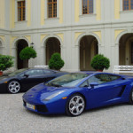Two Lamborghini Gallardos, similar to one owned by the Tunisian dictator. Image by Klaus Nahr, courtesy of Wikipedia Commons.