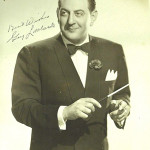 Bandleader Guy Lombardo. Image courtesy LiveAuctioneers.com Archive and The Written Word Autographs.