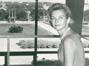 Ruth Carter Stevenson (1923-2013). Image courtesy of Amon Carter Museum of American Art.
