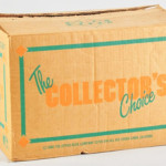 A 1989 Upper Deck baseball wax box case. Image courtesy LiveAuctioneers.com Archive and Morphy Auctions.
