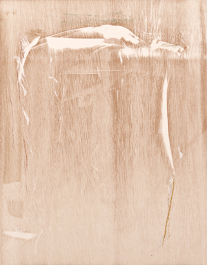 Helen Frankenthaler (American, 1928-2011), 'Drawing on Woodblock Proof I,' 1977. Skinner Inc. image.