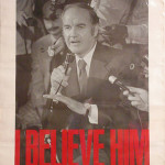 George McGovern poster, 1972. Image courtesy LiveAuctioneers.com Archive and Hartman's Auctioneers & Appraisers.