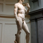 Michelangelo's 'David.' Image by MarcusObal. This file is licensed under the Creative Commons Attribution-Share Alike 3.0 Unported license.