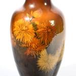Kataro Shirayamadani Rookwood vase. Material Culture image.