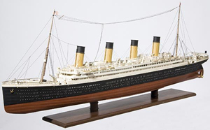 Australian billionaire launches plans for Titanic replica