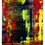 Gerhard Richter (German, b. 1932-), 'Abstraktes Bild (809-4),' 1994, 225 by 200cm.; 88½ by 78¾in. Sold at Sotheby's London Contemporary Art Evening Auction, Oct. 12, 2012 for £21,321,250 / $34,190,756 /€26,436,220. This sale established a world-record auction price for the artist and a new benchmark price for the work of any living artist. Image courtesy of Sotheby's.