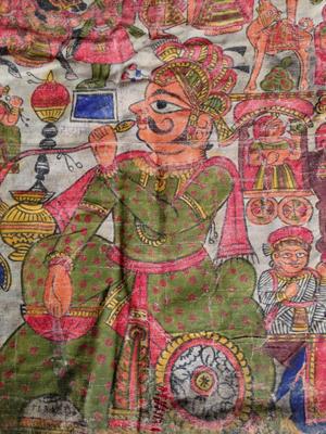 Antique textiles, Asian cultural art in Wovensouls' Apr. 6 auction debut