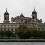 The main building that houses the Immigration Museum on Ellis Island. Image by Ken Thomas, courtesy of Wikimedia Commons.