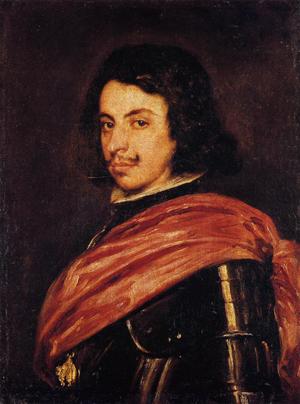 Diego Velazquez portrait of Francesco I d'Este. Image courtesy of Wikimedia Commons.