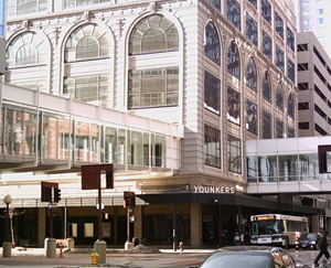 Former department store tea room getting makeover on