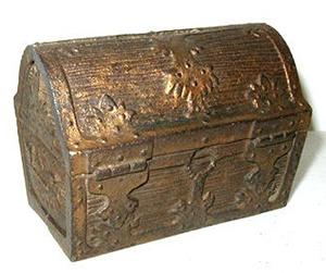 Claim of hidden chest draws treasure hunters to N M