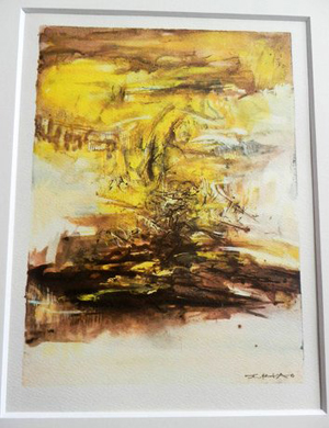 In Memoriam: Franco-Chinese painter Zao Wou-Ki, 93