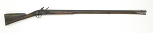 Colonial militia used British-made muskets like this Wilson model, which has been donated to Fort Ticonderoga. Image courtesy of Fort Ticonderoga.