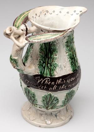 Jeffrey S. Evans launches pottery, porcelain auction Apr. 24