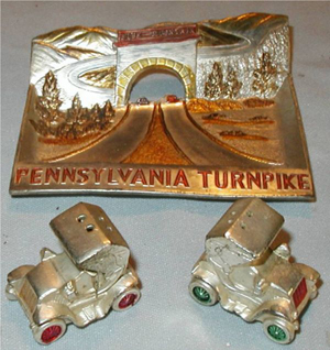 Memory Lane: Couple donates Pa. Turnpike collection