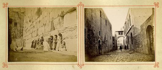 'Souvenir from the East' album – 100 photographs by Felix Bonfils, 1878. Kedem Auction House Ltd. image.