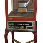 1930's Bartlett Miami 'digger' used by traveling carnival, in working order. Mosby & Co. image.
