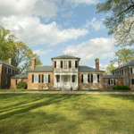 Brandon Plantation was listed on the National Register of Historic Places in 1969, and was declared a U.S. Historic Landmark in 1985.