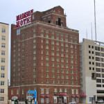 The Madison Hotel at 123 S. Illinois Ave. in Atlantic City. Image by Smallbones, courtesy of Wikimedia Commons.