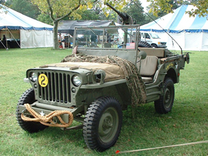 WWII jeep travels to homecoming in Toledo, Ohio