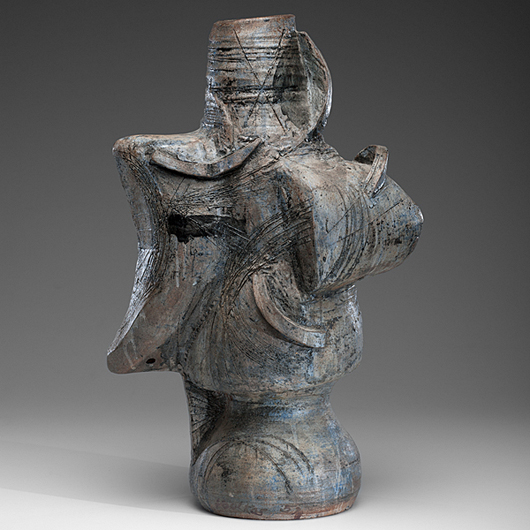 , Ceramics Collector: Peter Voulkos, Abstract Ceramicism
