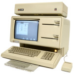 Another landmark machine was a 1983 Apple Lisa-1, the first commercial computer with GUI (graphical-controlled user interface), for 41,808 euros (US $54,350). Auction Team Breker image.