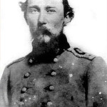 Confederate Army Brig. Gen. Benjamin Hardin Helm (1831-1863) was also a prominent Kentucky politician, attorney and brother-in-law of Abraham Lincoln by virtue of his marriage to Emilie Todd, half-sister of Mary Todd Lincoln.