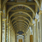The Raphael Loggias at The Hermitage Museum, St. Petersburg, Russia. Photo by JSolomon, licensed under the Creative Commons Attribution 2.0 Generic license.