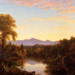 Catskill Creek by Thomas Cole. Image courtesy of Fenimore Art Museum/The Farmers' Museum.