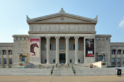 The Field Museum of Natural History in Chicago. Image by Joe Ravi. This file is licensed under the Creative Commons Attribution-Share Alike 3.0 Unported license.