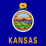 State Flag of Kansas.