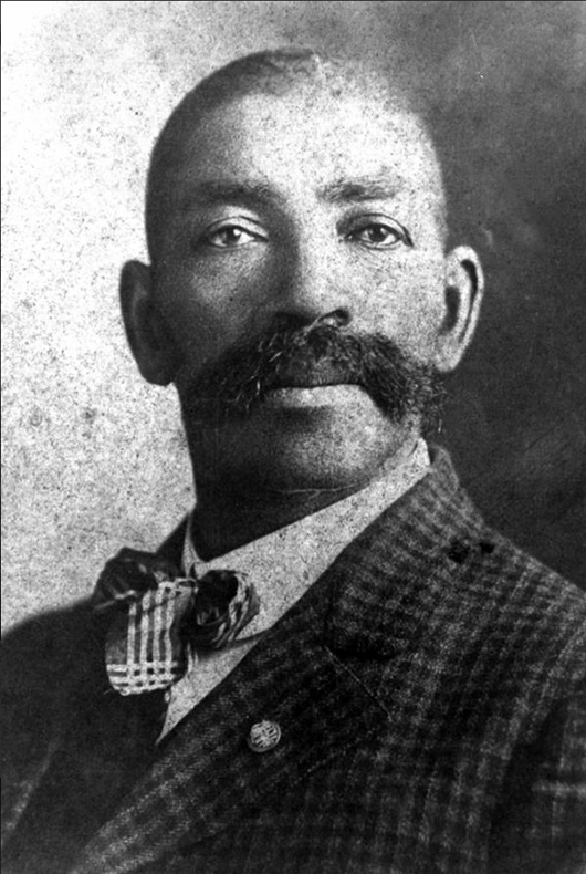 Bass Reeves, Deputy U.S. Marshal, for the Western District of Arkansas and the Eastern District of Texas, 1875-1907. University of Oklahoma Libraries, Western History Collection, generalpersonalities87-600.