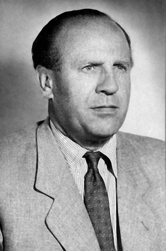 Oskar Schindler as photographed in Argentina after World War II. Origin: Wikipedia.org, courtesy of Yad Vashem Photo Archive. This image is a faithful digitization of a unique historic image, and the copyright is most likely held by the person who took the photograph or the agency that employed the photographer. Fair use of low-resolution image under guidelines of US Copyright law.