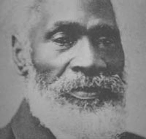 Josiah Henson, whose 'slave pass' is part of the Owensboro Museum of Science and History collection related to the Amos Riley plantation. Henson, who penned an 1849 autobiography, later became famous as the person who inspired the character 'Tom' in Harriet Beecher Stowe's 'Uncle Tom's Cabin.'