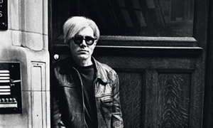'Being good in business is the most fascinating kind of art. Making money is art and working is art and good business is the best art.' – Andy Warhol. Copyright The Andy Warhol Foundation for the Visual Arts Inc.