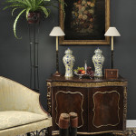 Antiques and art from the estate of Duke tobacco heiress Mary Duke Biddle Trent Semans. Image courtesy of Brunk Auctions.