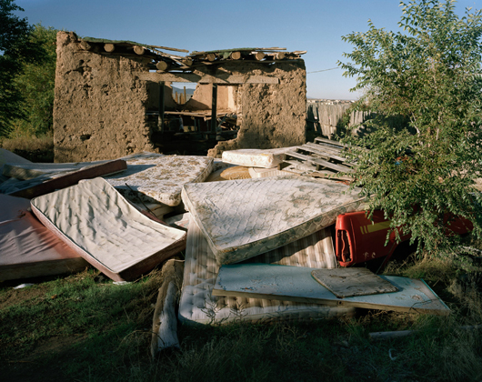 Debora Hunter, 'Land Marked: Photographs from Taos, New Mexico.' Inkjet print, 20 inches x 24 inches. Image courtesy of Meadows School of the Arts, Southern Methodist University.