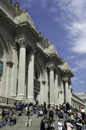 The Metropolitan Museum of Art in New York. Metropolitan Museum of Art image.