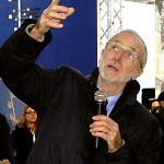 Architect and now Italian Senator for life Renzo Piano (b. 1937-).