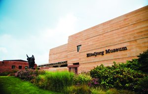 The Eiteljorg Museum in downtown Indianapolis. Image courtesy of the Eiteljorg Museum of American Indians and Western Art.