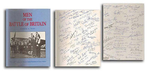 WWII autographs ready for takeoff at Chaucer Auctions, Oct. 9
