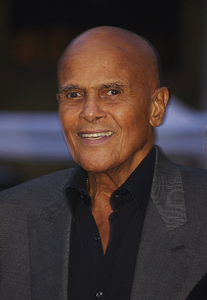 Harry Belafonte at the Vanity Fair party celebrating the 10th anniversary of the Tribeca Film Festival. Photo by David Shankbone, taken April 27, 2011, licensed under the Creative Commons Attribution 3.0 Unported license.