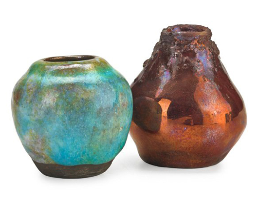 New Exhibit Looks At History Of Pewabic Pottery