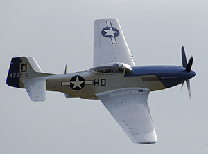 2 killed in crash of vintage fighter plane in Texas