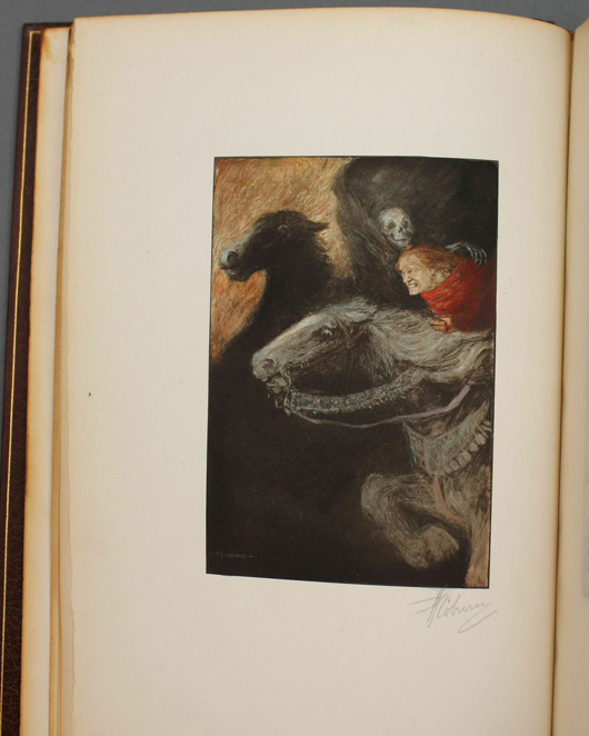 10-volume 'The Complete Works of Edgar Allan Poe,' one of 26 editions published in 1902 by G.P. Putnam's Sons. Est. $4,000-$6,000. Waverly's image.