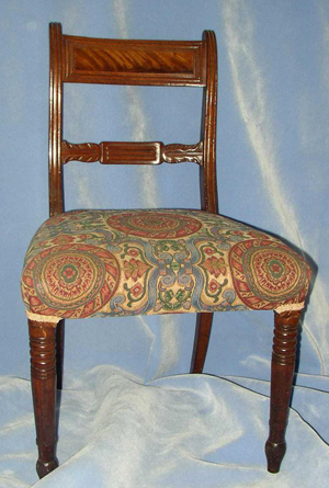 This is one of the set of four chairs I bought for $400.