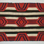 Navajo chief's blanket. Keno Auctions image.