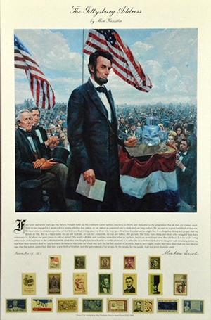How children helped buy a copy of Gettysburg Address